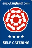 Enjoy England 4 Star Self catering holiday let